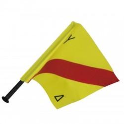 Σημαία Υποβρύχιας Αλιείας με ιστό