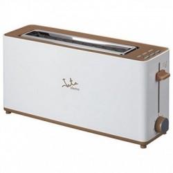 Τοστιέρα JATA TT599 900W Λευκό Καφέ