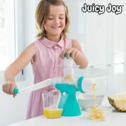 Μηχάνημα για Χυμούς και Παγωτά με Μανιβέλα Juicy Joy