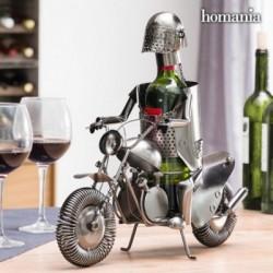Μεταλλική Θήκη Μπουκαλιών Μοτοσικλετιστής by Homania