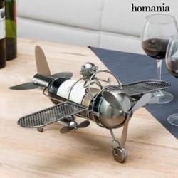 Μεταλλική Θήκη Μπουκαλιών Πιλότος by Homania