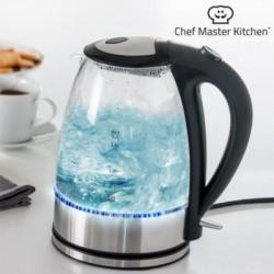 Ηλεκτρικός Βραστήρας Νερού με LED Chef Master Kitchen