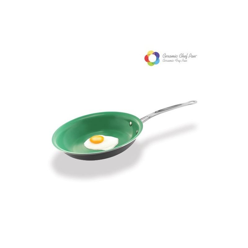 Οικολογικό Τηγάνι Ceramic Fry Pan