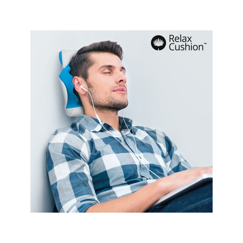 Αυχενικό Στήριγμα με Μαξιλάρι Αντιστρές Relax Cushion