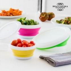 Πτυσσόμενα Κυτία Γεύματος (3 τεμάχια)
