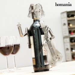 Μεταλλική Θήκη Μπουκαλιών Κιθαρίστας by Homania