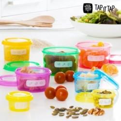 Δοχεία Διατροφικής Ισορροπίας Tap It Tap (7 τεμάχια)
