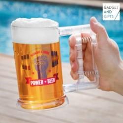 Κούπα Μπύρας Power Gadget and Gifts
