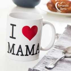 Κούπα I Love Mama Romantic Items