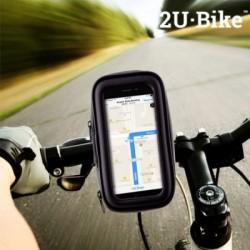 Θήκη με Στήριξη για Κινητό για Ποδήλατα U2·Bike