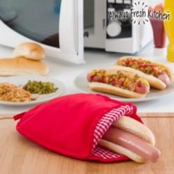 Τσάντα Μαγειρέματος Hot Dog σε Φούρνο Μικροκυμάτων Always Fresh Kitchen
