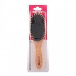 Beter - HAIR BRUSH cushion mixed bristles oak wood body 1 pz