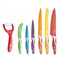 Ελβετικά Μαχαίρια Chef Royalty Line - Σετ 7 τεμαχίων με Αντικολλητική Επίστρωση