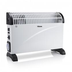 Ηλεκτρικός Θερμαντήρας Συναγωγής Tristar KA5912 2000W Λευκός Μαύρος