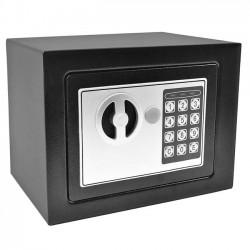 Ηλεκτρονικό χρηματοκιβώτιο ασφάλειας για σπίτια, ξενοδοχεία 23 x 17 x 17 cm