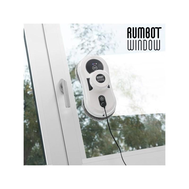 Έξυπνο Ρομπότ Καθαρισμού Τζαμιών Rumbot Window 80W
