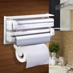 Πολυθήκη κουζίνας - Triple paper dispenser