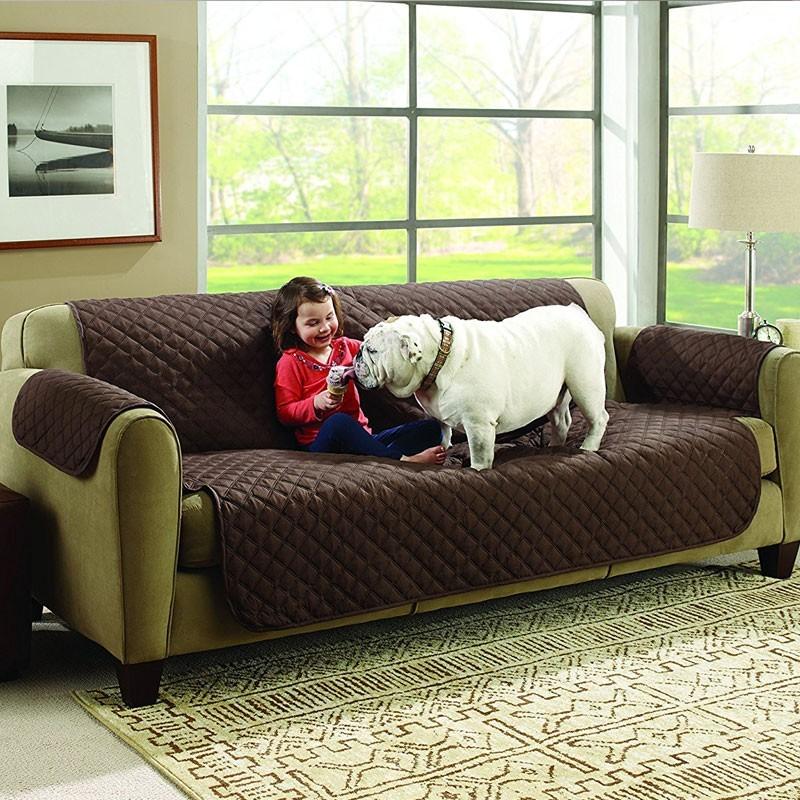 Κάλυμμα Πολυθρόνας 2 Όψεων Single Couch Coat