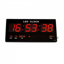 Ψηφιακή πινακίδα Ρολόι