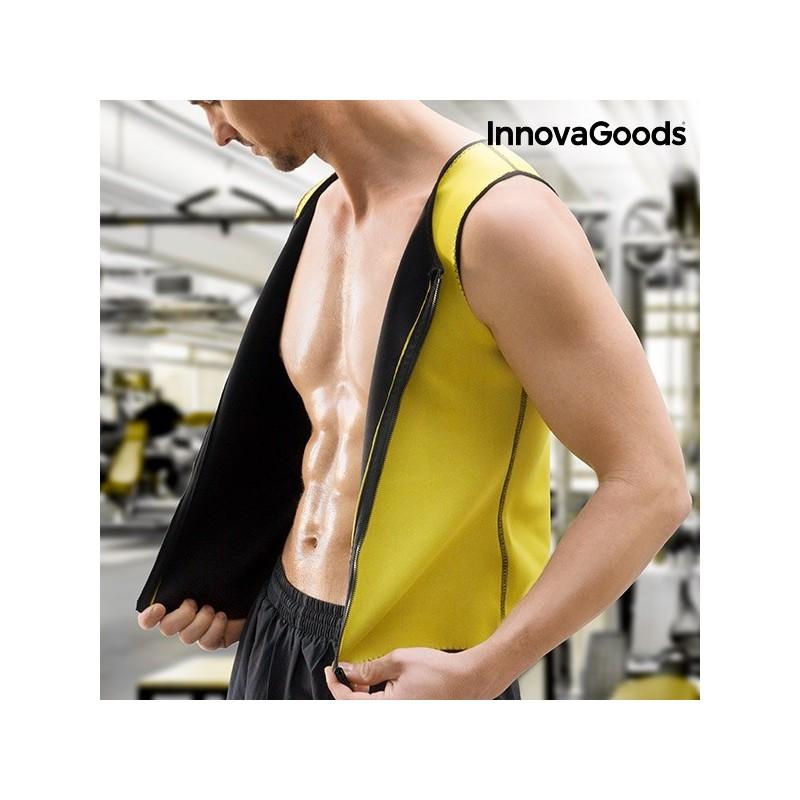 Αθλητικό Γιλέκο X-Tra Sauna Men´s Suit Vest Fit x Slim