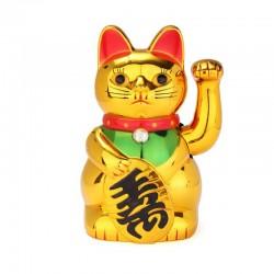 Τυχερή Γάτα Maneki Neko που Χαιρετά 20εκ