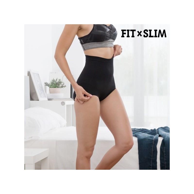 Εσώρουχο ανόρθωσης - Μειωτικός Κορσές με Σιλικόνη Slimming 360 Pant (πακέτο 2τεμ)