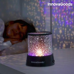 Προβολέας Αστεριών LED InnovaGoods