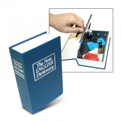Βιβλίο Χρηματοκιβώτιο Ασφαλείας με Ανάγλυφο Πολυτελές Δέσιμο - Book Safe Happiness