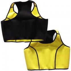 Ελαστικό Μπουστάκι Εφίδρωσης & Αδυνατίσματος - Hot Shapers Top
