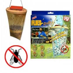 Οικολογική Εντομοπαγίδα Φυσική μη Τοξική για 20000 Μύγες Flies Away
