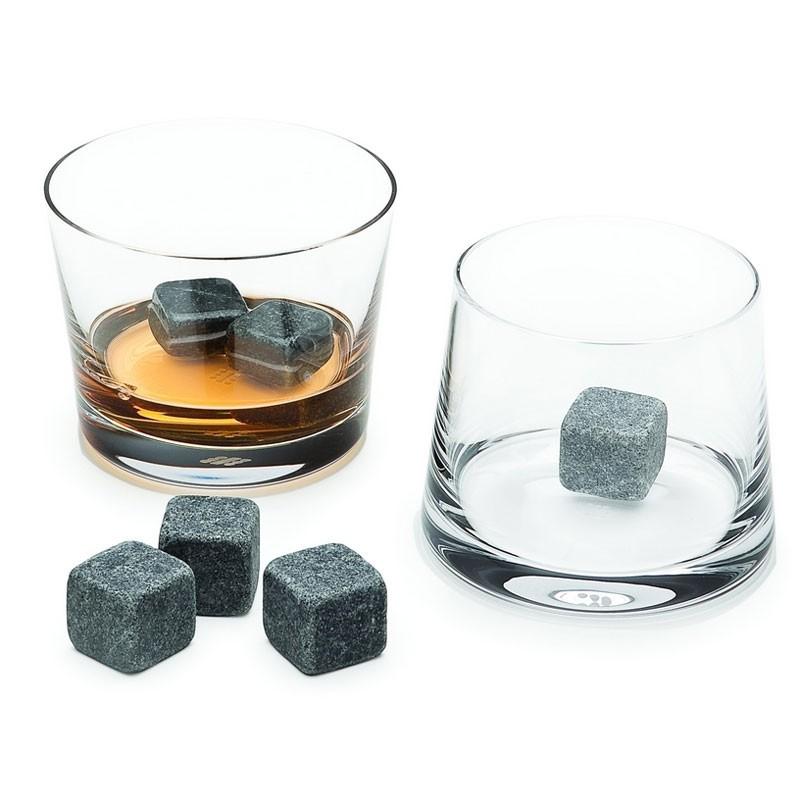 Παγάκια που δεν λιώνουν Σέτ 9 τεμαχίων whisky stones