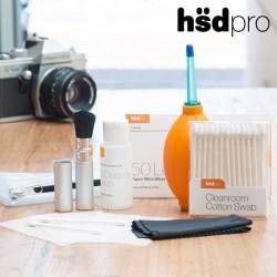 Σετ Καθαρισμού για Φωτογραφική Μηχανή Hdpro (7 τεμάχια)