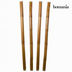 Σετ από 4 καλάμια μπαμπού by Homania