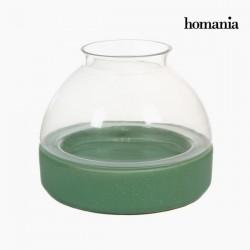 Κεραμικό και γυάλινο Κηροπήγιο by Homania