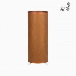 Επιτραπέζιο Φωτιστικό Χαλκός Cellulose (15 x 15 x 37 cm) by Shine Inline