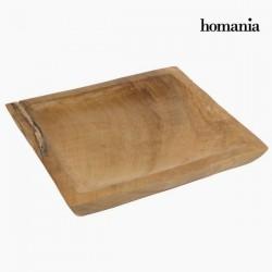 Κεντρικό Τραπεζιού Κορμός Τετράγωνο - Autumn Συλλογή by Homania
