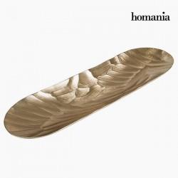Κεντρικό Τραπεζιού Επιμήκης Σαμπάνια - New York Συλλογή by Homania