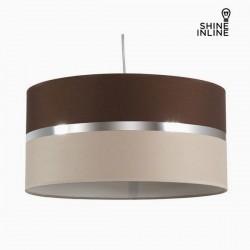 Φωτιστικό Οροφής Καφέ Μπεζ by Shine Inline