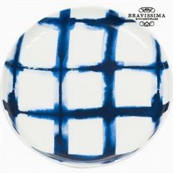 Flat plate Πορσελάνη - Kitchen's Deco Συλλογή by Bravissima Kitchen