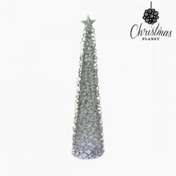 Χριστουγεννιάτικο δέντρο Σίδερο Ασημί (10 x 10 x 50 cm) by Christmas Planet