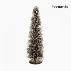 Χριστουγεννιάτικο δέντρο Ρατάν Φυσικό Λευκό (15 x 15 x 40 cm) by Christmas Planet