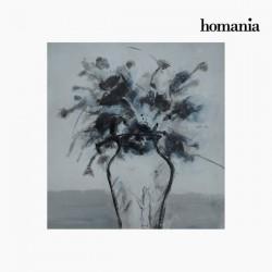 Ελαιογραφία (80 x 4 x 80 cm) by Homania