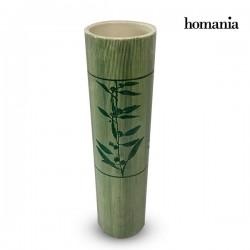 Βάζο Πήλινα (9,5 x 9,5 x 38,5 cm) - Pure Crystal Deco Συλλογή by Homania