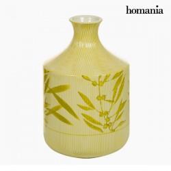 Βάζο Πήλινα (15 x 15 x 23 cm) - Pure Crystal Deco Συλλογή by Homania