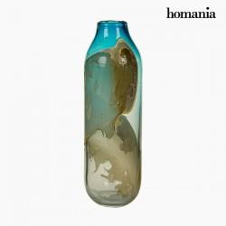 Βάζο Κρυστάλλινο (14 x 14 x 44 cm) - Pure Crystal Deco Συλλογή by Homania