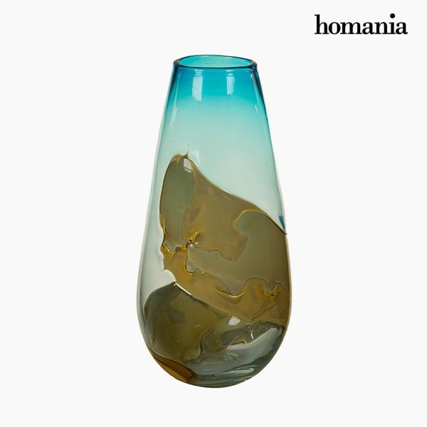 Βάζο Κρυστάλλινο (18 x 18 x 38 cm) - Pure Crystal Deco Συλλογή by Homania