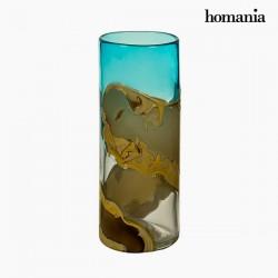 Βάζο Κρυστάλλινο (12 x 12 x 30 cm) - Pure Crystal Deco Συλλογή by Homania