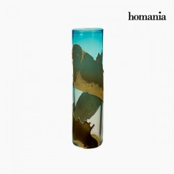 Βάζο Κρυστάλλινο (12 x 12 x 45 cm) - Pure Crystal Deco Συλλογή by Homania