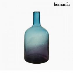 Βάζο Κρυστάλλινο (17 x 17 x 35 cm) - Pure Crystal Deco Συλλογή by Homania