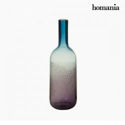 Βάζο Κρυστάλλινο (11 x 11 x 38 cm) - Pure Crystal Deco Συλλογή by Homania